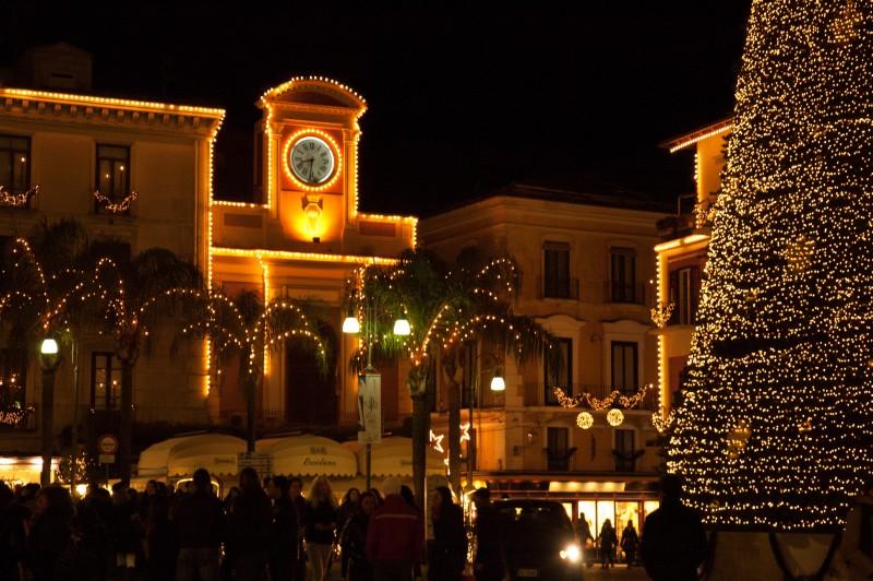 Natale a Sorrento 2019: un magico itinerario tra luci, shopping ed eventi