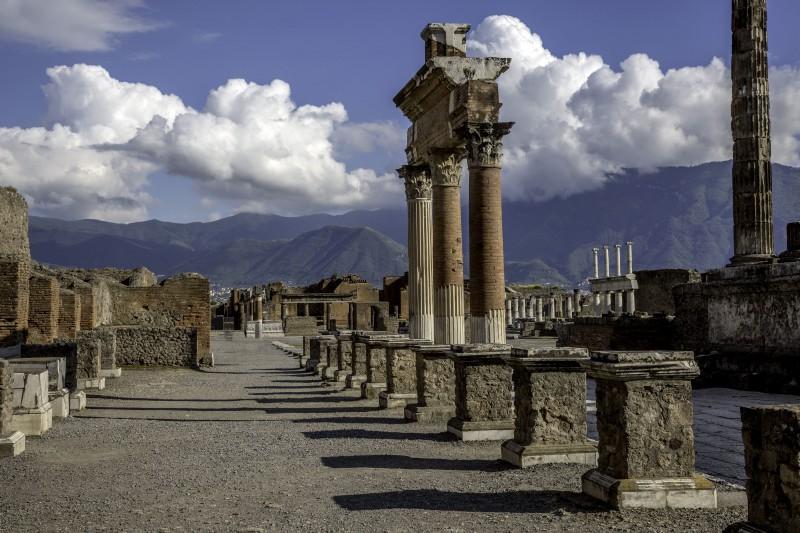 Tour archeologici a Pompei ed Ercolano